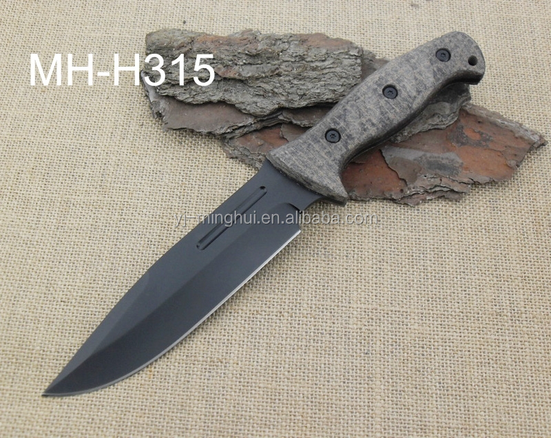 Good quality hunting knife