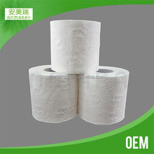 China supplier white biodegradable toilet paper