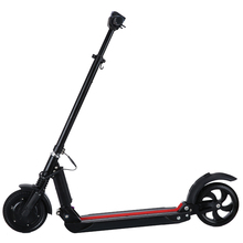 2017 New Model Aluminum Alloy Electric Scooter Foldable Kick Scooter for Adults