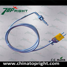 High thermocouple for gas grill gas safety valve egt k type thermocouple