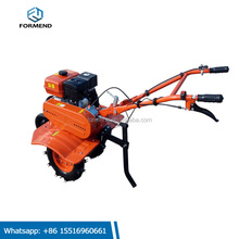 India widely used mini gasoline power tiller weeder / gasoline tiller