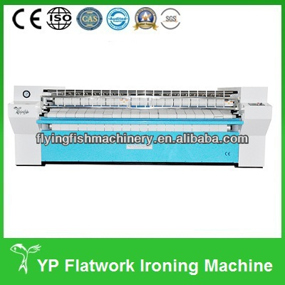 (Textile used ironing machine)commercial laundry machine factory