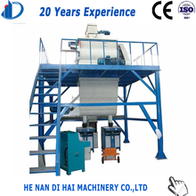 8-10T per hour automatic double shaft paddle mixerdry mortar mixer for sale