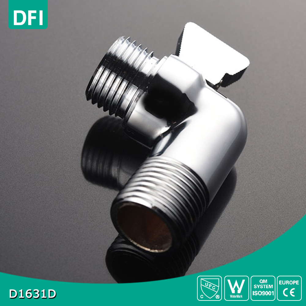 European Style water flow control valve high pressure regulator