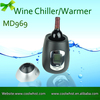 peltier wine bottle cooler and heater 10 to 35 degree