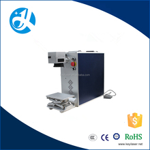 Wuhan Keyi factory price precision fiber laser marking machine for Austria