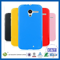 C&T SoftGel Flexible TPU Case for Motorola X