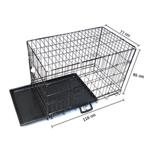 commercial decorative cage dog kennel