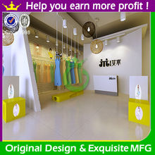 Tailor Made Fashionable Decoration Clothes Store