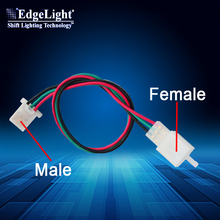 EDGELIGHT EDGEMAX series decoration rigid RGB led strip 24V