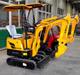 Hot sale RHINOCEROS 0.8t mini excavator XN08