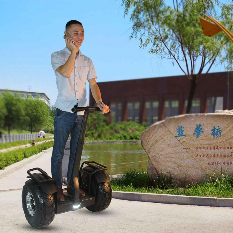 Leadway 36V li-lion battery shenzhen adults off road electric scooter bike(W6L-15a)