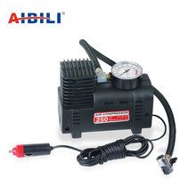 Best selling small electric 12 volt 250psi balloon air pump truck car tyre air compressor tire inflator