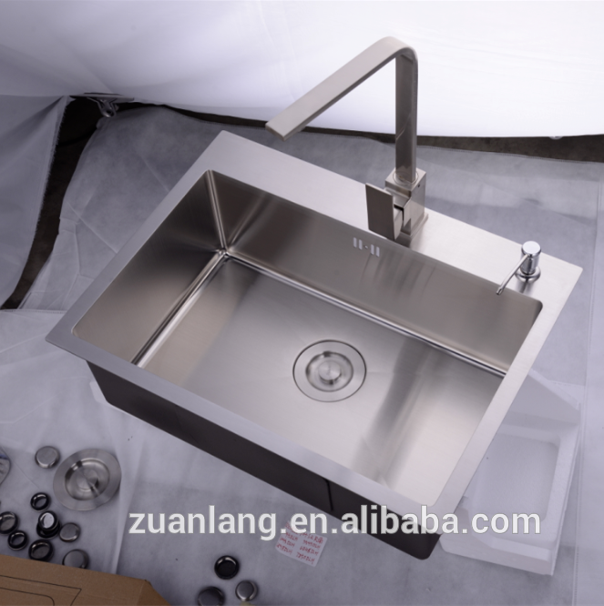 High quality Cheap price OEM custom Depth 230mm can customize franke kitchen sinks