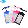 SINOTOP best sale custom PVC waterproof mobile phone bag cases for water sports for free sample