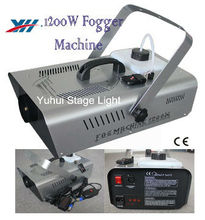 Intelligent & Powerful 1200W Stage Effect Smoke Fog Machine