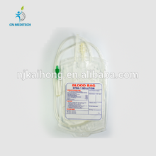 Wholesale high quality medical use disposable blood bag for sale