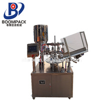 Automatic Tube Filling Sealing Machine for Shoe Polish, Chocolate, Hair Dye