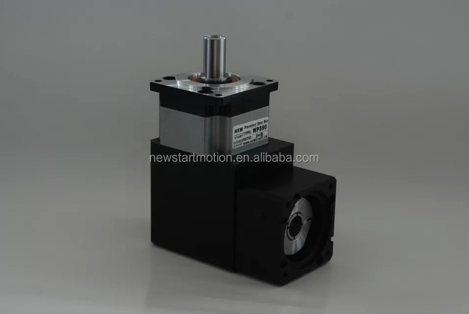 Right Angle Planetary gearbox for servo motors