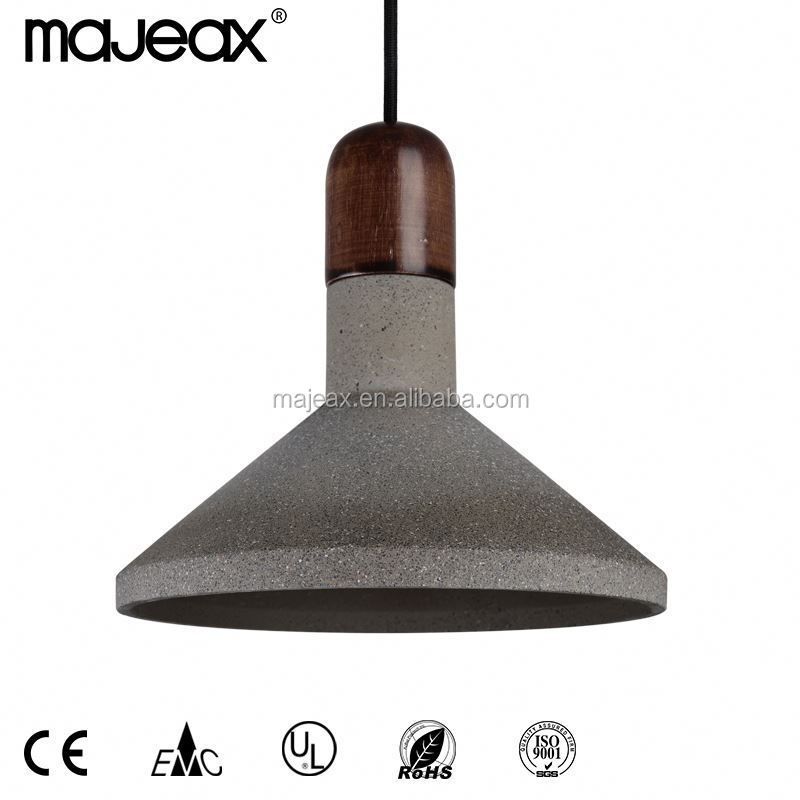 Cement Hanging Color Pendant Lamp