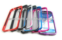 Hard Aluminum Bumper Frame Case for Samsung Galaxy Note 2/N7100