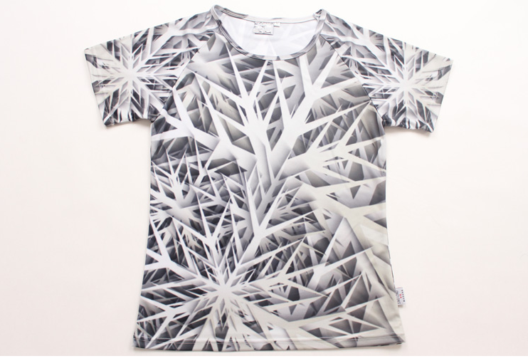 Custom 100 Polyester Sublimation T Shirt Wholesale
