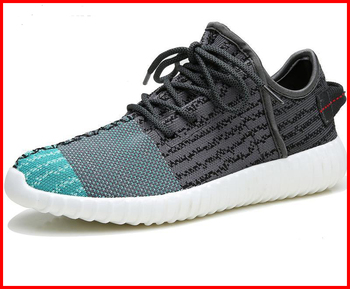 wholesale high quality women yeezy factory running shoes