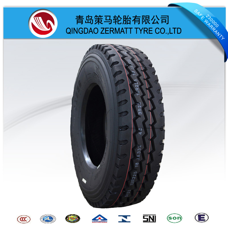 China Zermatt truck tires 12.00r24 rubber inner tube flap truck flap