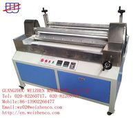 Pur hot melt glue lamination machine