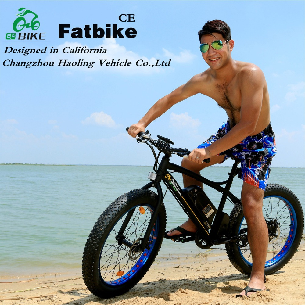 Fat bike diy 48v 500w electric bike conversion kit china