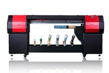 2016 Best Price high speed Digital roll type Textile / Socks / Fabric Printing Machine