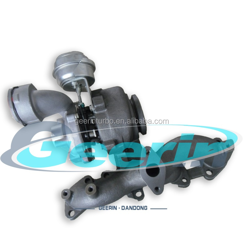 Geerin turbo GT1749V 724930-5009S 03G253010J with BKD / AZV for Audi A3 2.0 TDI (8P/PA)