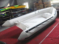 4.7 m luxury inflatable boat rib boat for sale