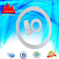 high quality vacuum tube sealing silicon rubber ring