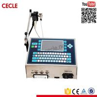 Professional pvc card industrial inkjet printing machine