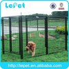 low price welded wire mesh outdoor metal dog run