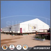 Mid-range rich experience marquee tent with air conditioner