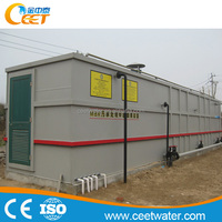 Aquatic Plant/Factory Water Treatment Plant, 1st class treatment method for water reuse