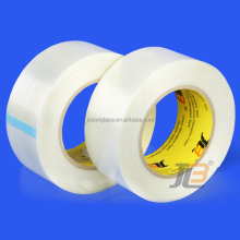 JLT 615 3m bopp filament reinforced tape for packaging
