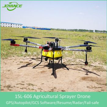 15L/20L atomizing machine agricultural sprayer drone