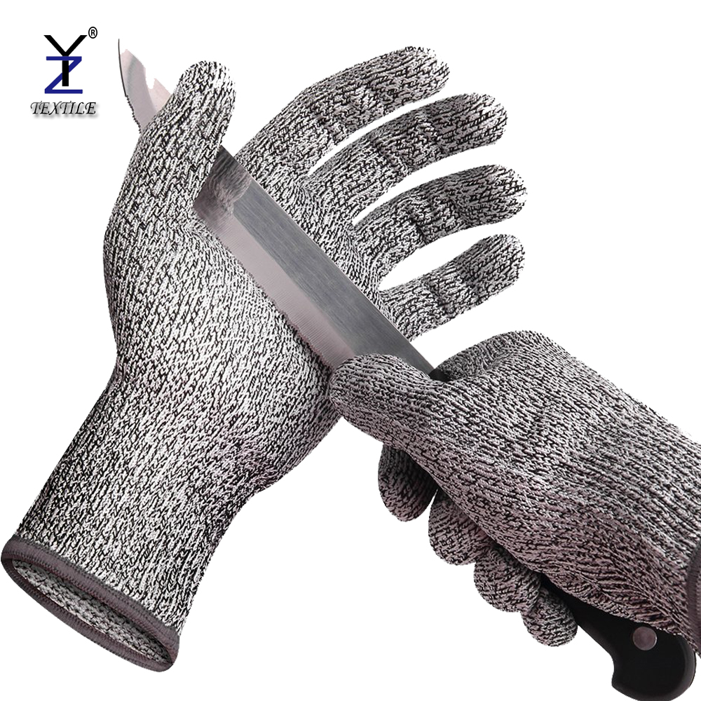 Level 5 cut resistant kitchen <strong>gloves</strong>, safety <strong>gloves</strong> cut resistant, cut proof <strong>gloves</strong>