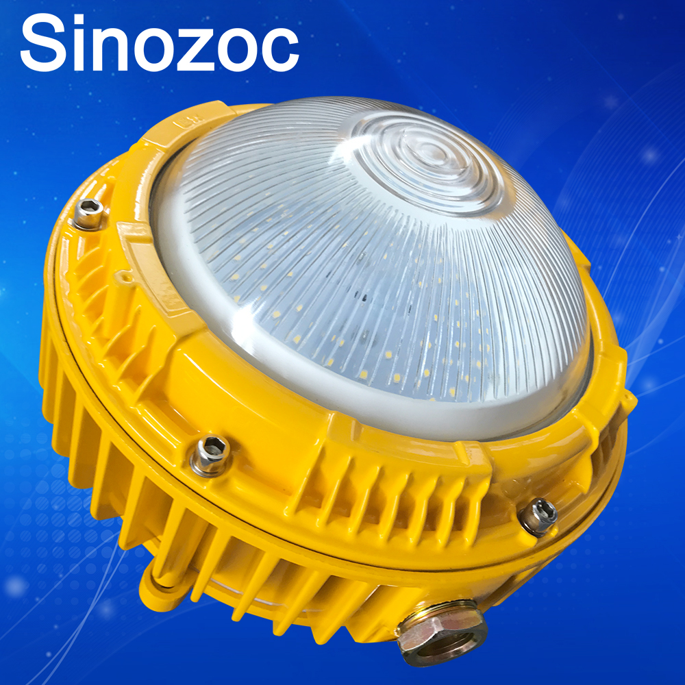 Sinozoc 5 Years Warranty industrial 50w explosion proof flood light