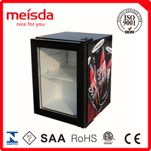 Mini table top display refrigerator,display cooler,beverage cooler