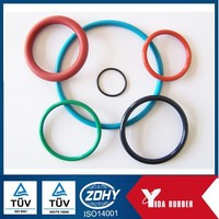 Whole selling silicone rubber o ring