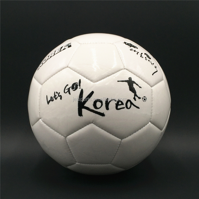 Customized Countries Flags Football Soccer Ball Professional WorldCup 2018 Korea Ball