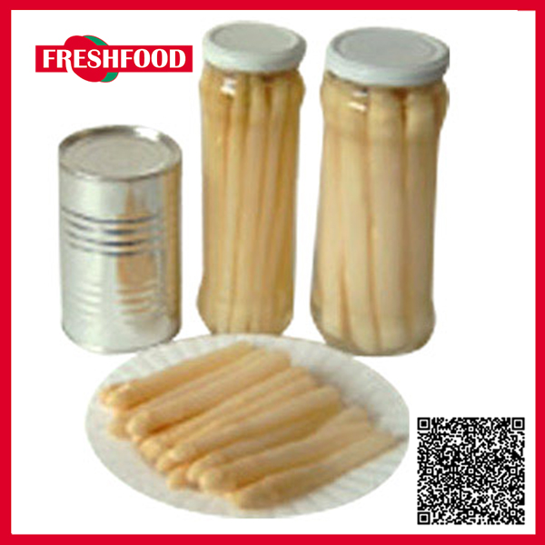 ESPARRAGOS 12/530 GR San Canned Fresh White Asparagus