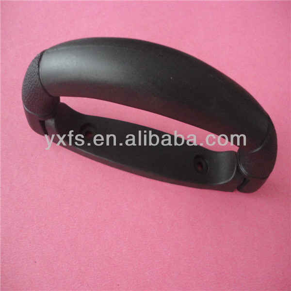 Luggage plastic top carry handle parts, Tool case plastic carrying handle, Luggage bag suitcase plastic handle parts