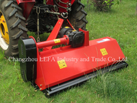 EFG 150 Mi Heavy Duty flail mower with CE for sale