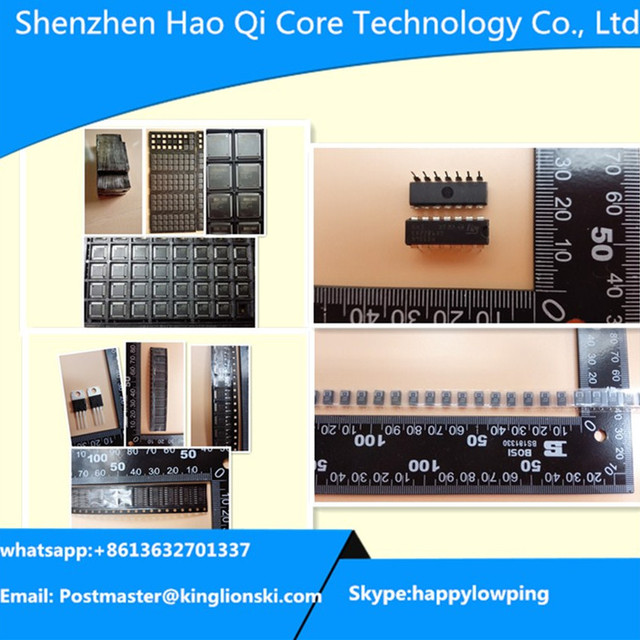 integrated circuit BTB16-700SWRG Electronic component For customers with single
