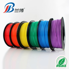 Good Selling PLA ABS 1.75/2.85/3.0mm 3d printer filament for 3d printer